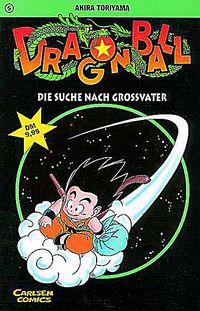 Dragonball 5 - Klickt hier für die große Abbildung zur Rezension