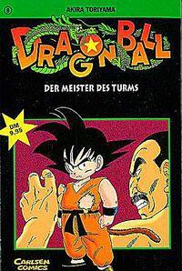Dragonball 8 - Klickt hier für die große Abbildung zur Rezension