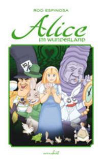 Alice im Wunderland 1  - Klickt hier für die große Abbildung zur Rezension