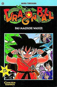 Dragonball 13 - Klickt hier für die große Abbildung zur Rezension