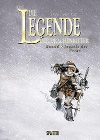 Die Legende der Drachenritter 6: Jenseits der Berge - Klickt hier für die große Abbildung zur Rezension