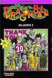Dragonball 30 - Klickt hier für die große Abbildung zur Rezension