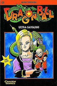 Dragonball 32 - Klickt hier für die große Abbildung zur Rezension