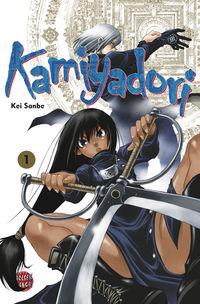Kamiyadori 1 - Klickt hier für die große Abbildung zur Rezension