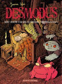 Desmodus der Vampir 3: Der Vampir und die Hundeschutz Gesellschaft - Klickt hier für die große Abbildung zur Rezension