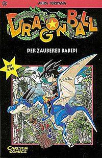 Dragonball 38 - Klickt hier für die große Abbildung zur Rezension