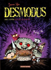 Desmodus der Vampir 4: Der Vampir und die Kaka-Suppe - Klickt hier für die große Abbildung zur Rezension