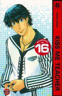 Kiss me Teacher 8 - Klickt hier für die große Abbildung zur Rezension