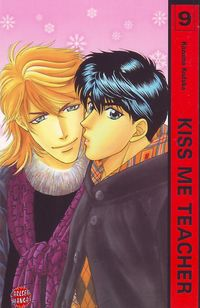 Kiss me Teacher 9 - Klickt hier für die große Abbildung zur Rezension