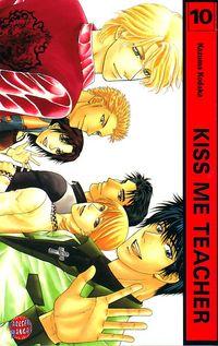 Kiss me Teacher 10 - Klickt hier für die große Abbildung zur Rezension