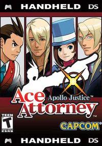 Ace Attorney: Apollo Justice - Klickt hier für die große Abbildung zur Rezension