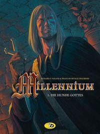 Millennium 1: Die Hunde Gottes - Klickt hier für die große Abbildung zur Rezension
