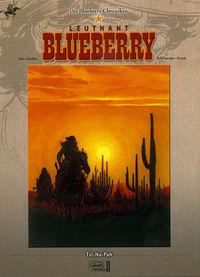 Die Blueberry Chroniken 9: Tsi Nah Pah - Klickt hier für die große Abbildung zur Rezension