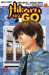 Hikaru no go 16 - Klickt hier für die große Abbildung zur Rezension