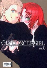 Gunslinger Girl 8 - Klickt hier für die große Abbildung zur Rezension