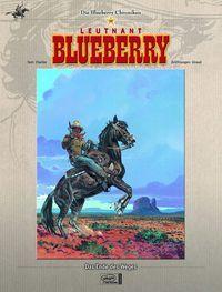 Die Blueberry Chroniken 10: Das Ende des Weges - Klickt hier für die große Abbildung zur Rezension