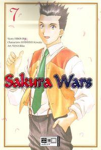 Sakura Wars 7 - Klickt hier für die große Abbildung zur Rezension