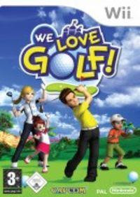 We love Golf - Klickt hier für die große Abbildung zur Rezension