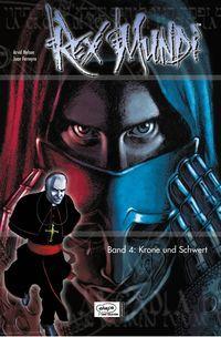 Rex Mundi 4: Krone und Schwert - Klickt hier für die große Abbildung zur Rezension