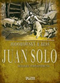 Juan Solo 2: Heiliger Schweinehund - Klickt hier für die große Abbildung zur Rezension