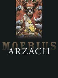 Arzach - Klickt hier für die große Abbildung zur Rezension