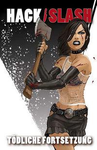 HACK/slash 2: Tödliche Fortsetzung - Klickt hier für die große Abbildung zur Rezension