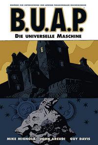 B.U.A.P. 5: Die universelle Maschine - Klickt hier für die große Abbildung zur Rezension