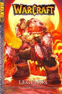 Warcraft Legends 1 - Klickt hier für die große Abbildung zur Rezension