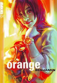 Benjamin: Orange - Klickt hier für die große Abbildung zur Rezension