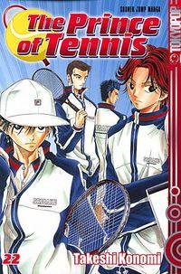 The Prince of Tennis 22 - Klickt hier für die große Abbildung zur Rezension