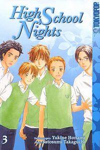High School Nights 3 - Klickt hier für die große Abbildung zur Rezension