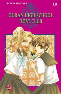 Ouran High School Host Club 10 - Klickt hier für die große Abbildung zur Rezension