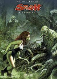 Storm 4: Die grüne Hölle - Klickt hier für die große Abbildung zur Rezension