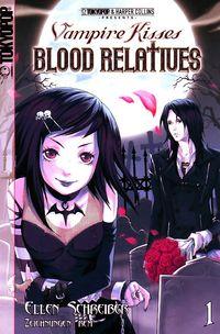 Vampire Kisses: Blood Relatives 1 - Klickt hier für die große Abbildung zur Rezension