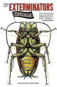Exterminators 1: Käferkiller - Klickt hier für die große Abbildung zur Rezension