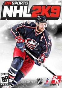 NHL 2K9 - Klickt hier für die große Abbildung zur Rezension