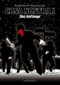 Cosa Nostra 1: Die Anfänge - Klickt hier für die große Abbildung zur Rezension
