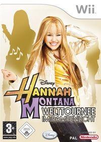 Hannah Montana - Welttournee im Rampenlicht - Klickt hier für die große Abbildung zur Rezension