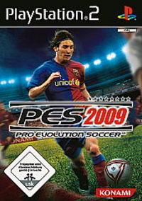 Pro Evolution Soccer 2009  - Klickt hier für die große Abbildung zur Rezension