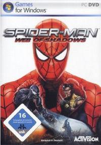 Spiderman Web of Shadows - Klickt hier für die große Abbildung zur Rezension