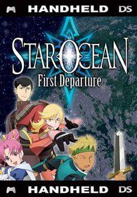 Star Ocean: First Departure - Klickt hier für die große Abbildung zur Rezension