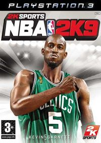 NBA 2k9 - Klickt hier für die große Abbildung zur Rezension