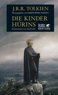 Die Kinder Húrins - Klickt hier für die große Abbildung zur Rezension