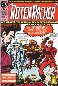 Weissblechs Weltbeste Comics 13  - Klickt hier für die große Abbildung zur Rezension