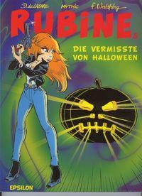 Rubine 5: Die Vermisste von Halloween - Klickt hier für die große Abbildung zur Rezension