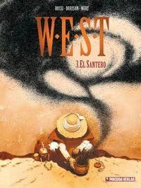 W.E.S.T. 3: El Santero - Klickt hier für die große Abbildung zur Rezension