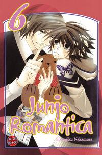 Junjo Romantica 6 - Klickt hier für die große Abbildung zur Rezension