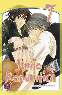 Junjo Romantica 7 - Klickt hier für die große Abbildung zur Rezension
