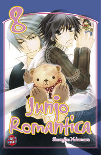 Junjo Romantica 8 - Klickt hier für die große Abbildung zur Rezension