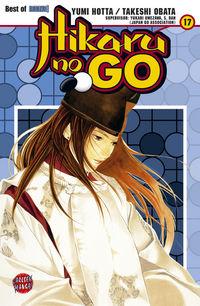 Hikaru no go 17 - Klickt hier für die große Abbildung zur Rezension